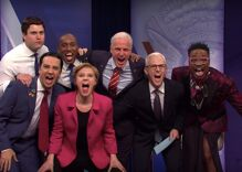 Saturday Night Live hilariously spoofs CNN's LGBTQ Town Hall