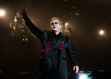 Inside Elton John's cancer fight: 'I was 24 hours away from death'