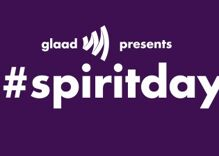 Here's how millions around the world are celebrating Spirit Day today