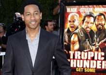 Brandon T. Jackson says wearing a dress, playing a gay person killed his acting career