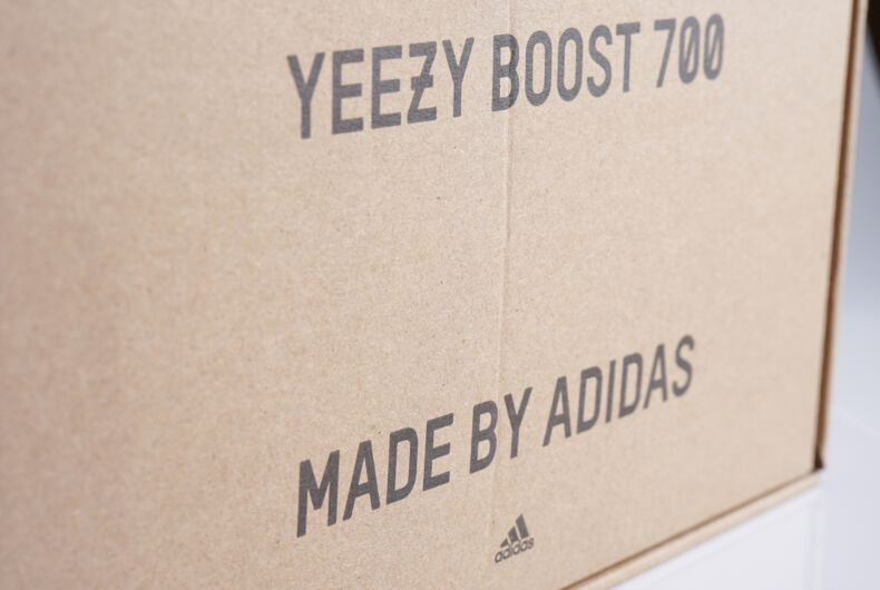 If you're boycotting Chick-fil-A, why aren't you protesting Adidas & Kanye West?