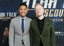 'Star Trek' actor Anthony Rapp makes surprise announcement that he's engaged
