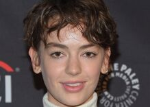"Actor Brigette Lundy-Paine from ""Atypical"" just came out as non-binary"
