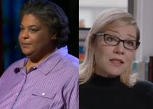 Author Roxane Gay and designer Debbie Millman announce their engagement