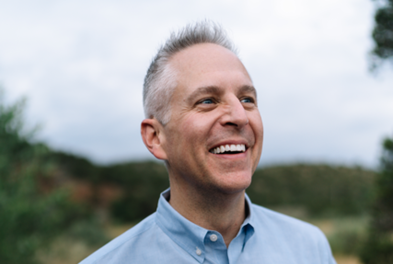 Meet John Blair, the gay Democrat running for Congress in New Mexico