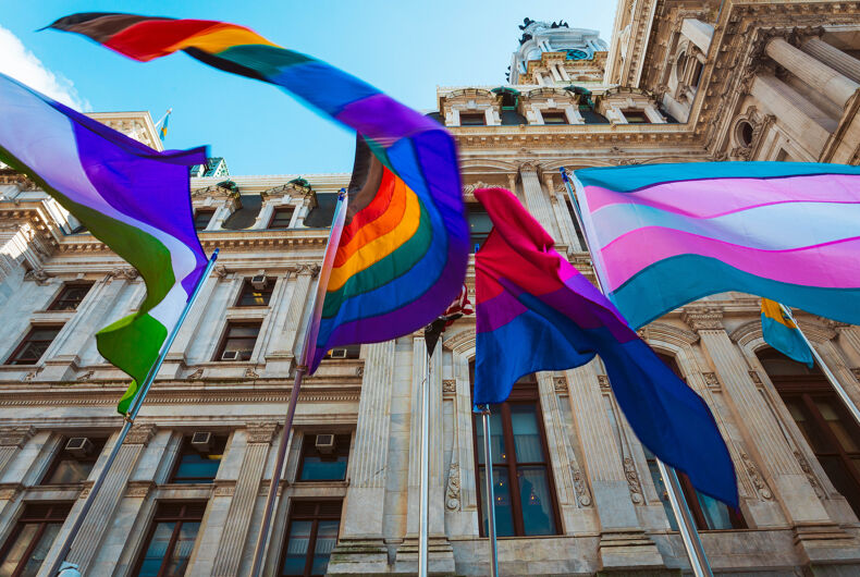 Learn about Philadelphia laws that protect transgender and non-binary people
