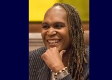 Andrea Jenkins is one of the first Black, trans elected officials. She's building bridges.