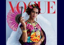 Third-gender model graces a history-making cover of Vogue