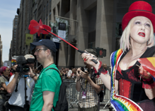 Cyndi Lauper is going to win an U.N. award for her LGBTQ advocacy