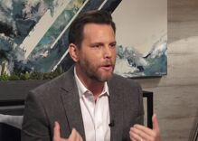 """Gay right-winger Dave Rubin tells Donald Trump Jr. it's OK to call him a """"f**"""""""