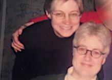 A lesbian widow was denied Social Security survivor benefits