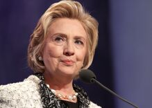Hillary Clinton tries to bounce back after troubling statements about trans rights