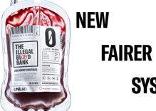 """Activists are opening an """"Illegal Blood Bank"""" to protest the gay blood ban"""