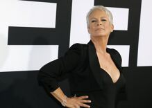 Jamie Lee Curtis will officiate her trans daughter's wedding