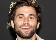 Gray's Anatomy's Jake Borelli will star in a gay rom-com with Peter Paige & Karamo Brown
