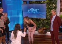 This lesbian proposal on Ellen's show will make your day