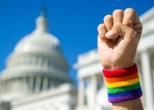 With last night's election, a 'rainbow wave' of 144 LGBTQ candidates have won office this year