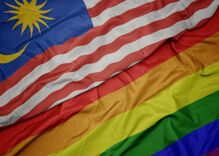 """Two gay tourists were arrested in Malaysia for """"immoral acts"""" with an undercover officer"""