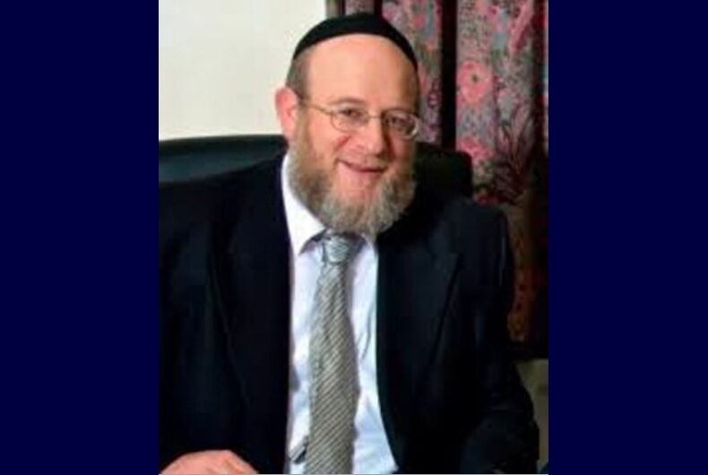Rabbi Gavriel Krausz