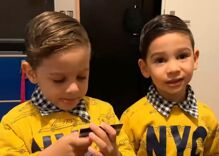 A daycare rejected twin 3-year-olds because they have gay dads