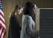 """A trans woman was forced to show ID to vote because her face """"doesn't match"""" her name"""