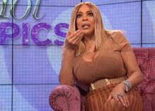 """Wendy Williams wants fans to know she's not a lesbian: """"I like men & I like the D"""""""