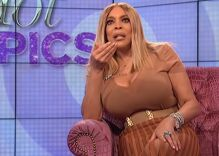 "Wendy Williams wants fans to know she's not a lesbian: ""I like men & I like the D"""
