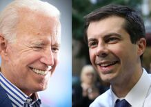 Buttigieg & Biden are running neck and neck in New Hampshire
