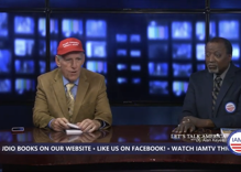 Homophobe Alan Keyes is peddling 'miracle' cures for disabilities & STDs – with bleach in them