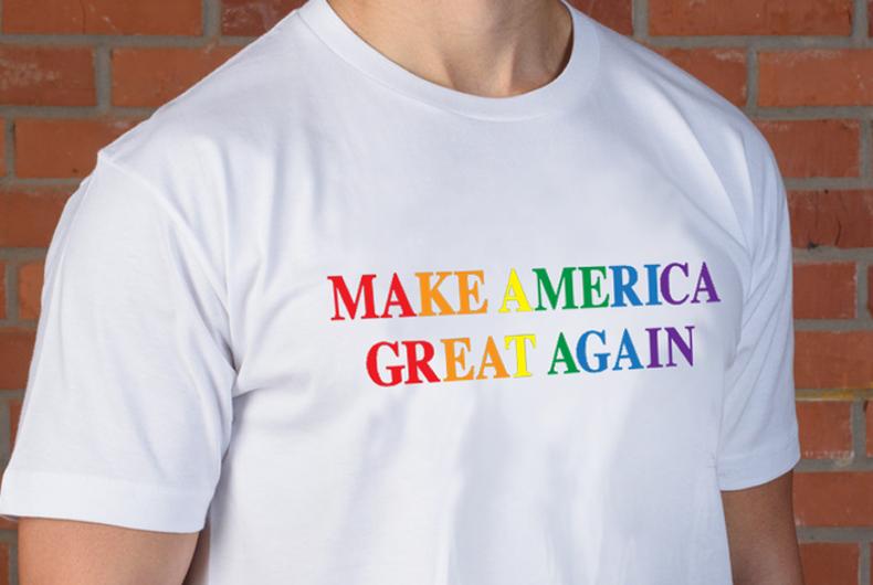 The Trump Pride T-shirt