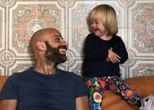 He was told he could only adopt a disabled child. Now the internet has fallen in love with them.