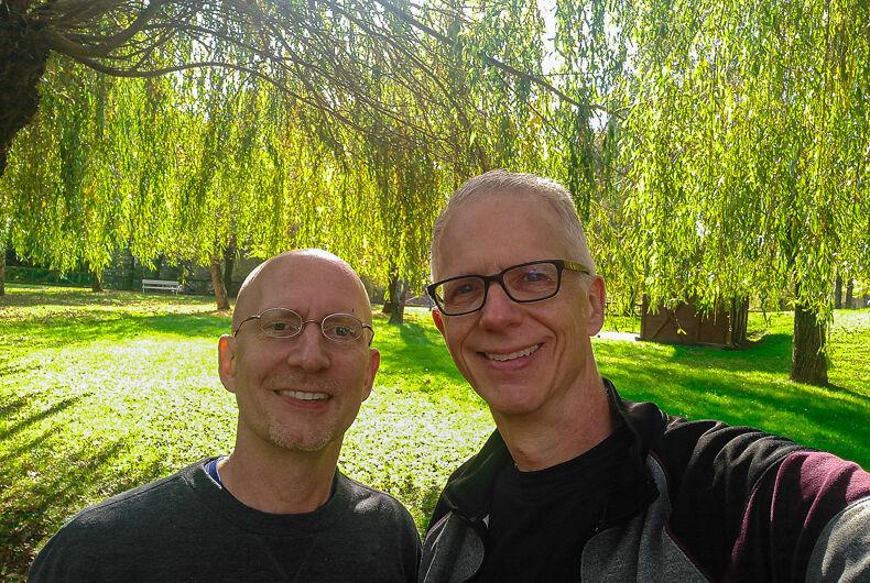 Brent Hartinger & Michael Jensen