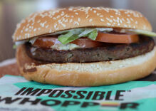The far-right thinks Burger King's Impossible Whoppers will literally turn men into women