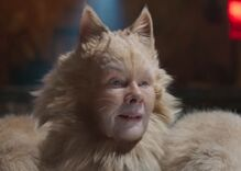 "Judi Dench criticized for saying her character in ""Cats"" is transgender"