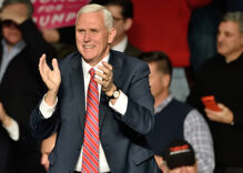 """Mike Pence signs multimillion dollar book deal on """"his journey as a Christian"""""""