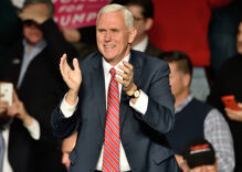 "Mike Pence signs multimillion dollar book deal on ""his journey as a Christian"""