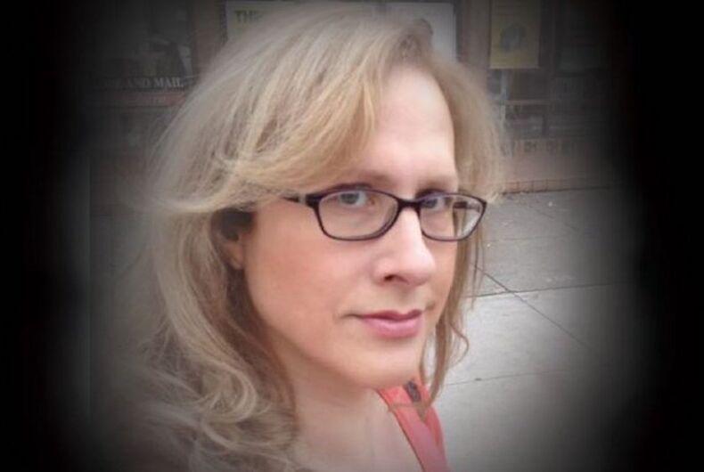 Julie Berman is a transgender activist in Toronto who was recently murdered.