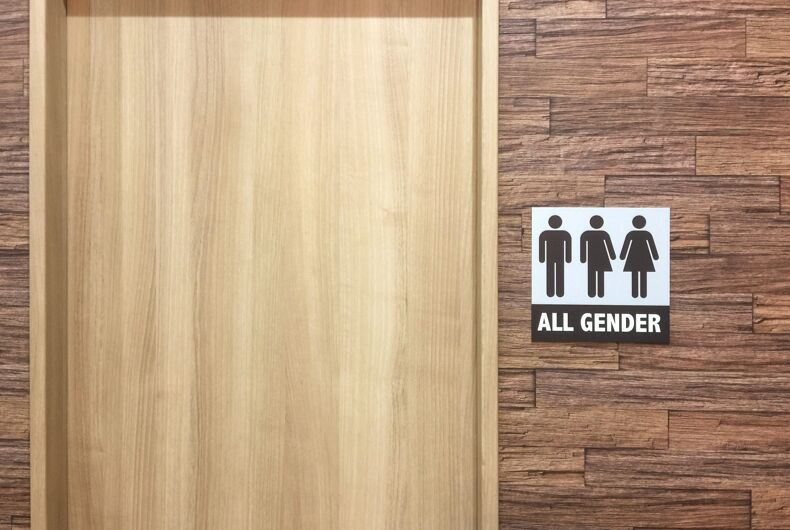 Trans people in Japan can no longer be banned from bathrooms, court says