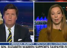 """Tucker Carlson & guest say transgender equality is a """"rich people"""" issue"""