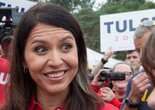 Tulsi Gabbard introduces anti-trans legislation that could lead to genital exams for school girls