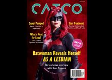 Batwoman snubbed Rachel Maddow when she came out in the press