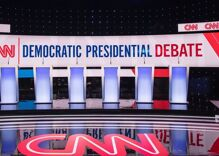 The Democratic debate was really about who can beat Trump