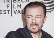 """Ricky Gervais says his tweets about trans women were just """"jokes"""" with a spoof account"""