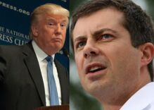 """Trump says Buttigieg is """"trying to pretend"""" he's a Christian & Mayor Pete's having none of it"""