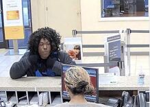 """The """"Bad Wig Bandit"""" has robbed three North Carolina banks & the FBI can't find them"""