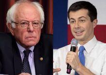 Dark money groups tied to Sanders launch attack ads against Buttigieg