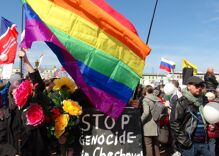 """Chechnya's anti-LGBTQ leaders could face """"crimes against humanity"""" charges over gay torture camps"""