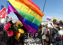 "Chechnya's anti-LGBTQ leaders could face ""crimes against humanity"" charges over gay torture camps"