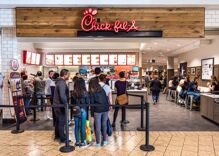 Chick-fil-A will no longer pursue space at the San Antonio airport after 18 month legal battle