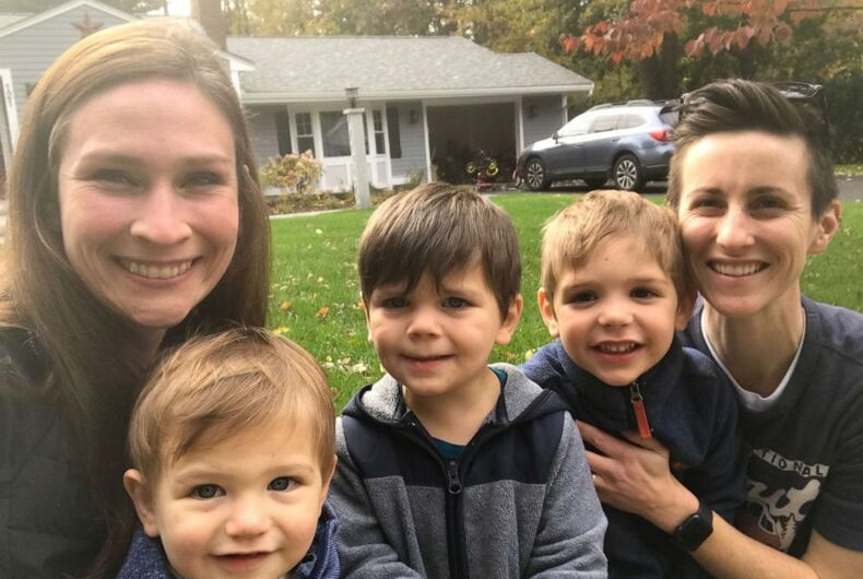 The Currie family adopted three brothers last year to keep them from being split apart by the system. But if they were in Tennessee, they may have had trouble finding an adoption agency to work with under the state's new law.